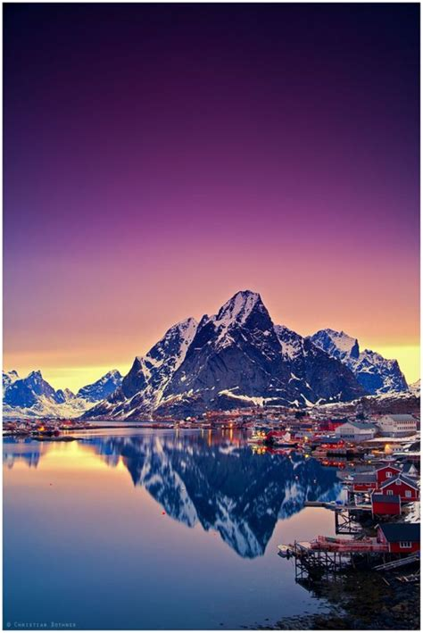 Top 10 Photos Of The Scandinavian Fishing Village From