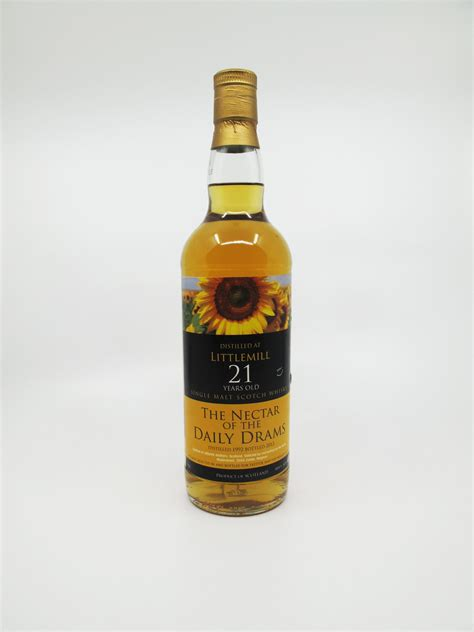 Littlemill 1992 DD, 21 years old - 700ml   Buy at