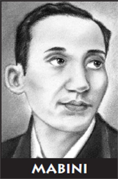 Heroes in the Philippines: Apolinario Mabini