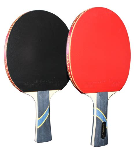 2018's BEST Ping Pong Paddle Reviews [So YOU WIN MORE
