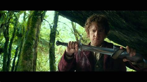 The Hobbit: An Unexpected Journey- Troll Cave Scene Part