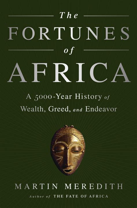 Book review: 'The Fortunes of Africa,' a 5,000-year