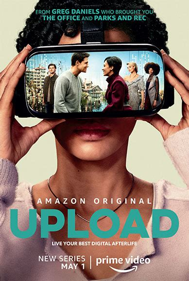 Upload TV series - watch the first trailer for the Greg