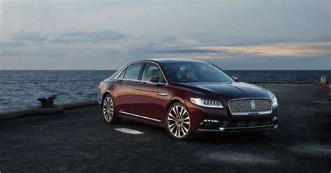 2019 Lincoln Continental: What You Need to Know