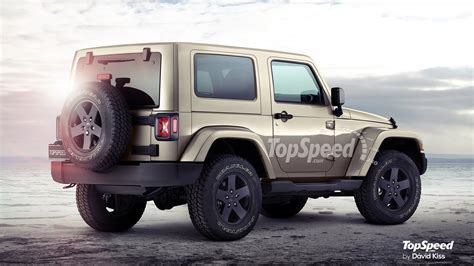 Are You Ready For The 2019 Jeep Wrangler JL? | Top Speed