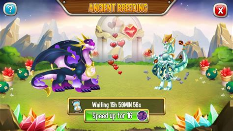 Ancient World Breeding Now Live! - Dragon City Guide
