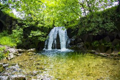 Download WATERFALL Free PNG transparent image and clipart