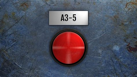 Recreate Chernobyl AZ-5 Button with CSS/HTML   Red Stapler
