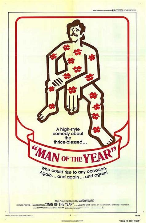Man of the Year Movie Poster - IMP Awards