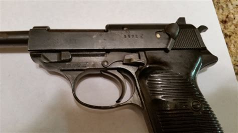 I Compiled This Information On Your Walther P38