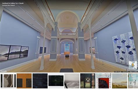 A New Zealand first: Google Museum View showcases Auckland