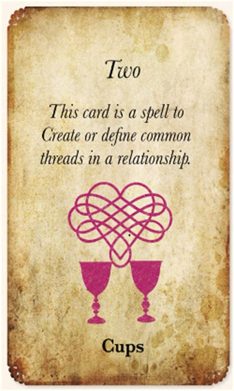 White Magic Tarot Spell Cards Reviews & Images   Aeclectic