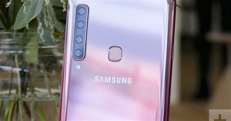 Samsung Galaxy A9 2018 Hands-on Review   Digital Trends