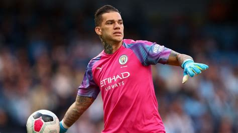 Ederson might miss Liverpool trip, says Manchester City