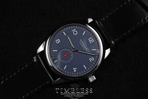 Nomos Timeless Club Review - Timeless Luxury Watches
