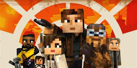 Solo: A Star Wars Story Minecraft Skin Pack Out Now