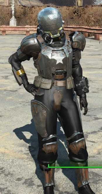 Morgan's Suit separated at Fallout 4 Nexus - Mods and