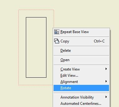 Rotate part (Inventor) - Autodesk Inventor - AutoCAD Forums
