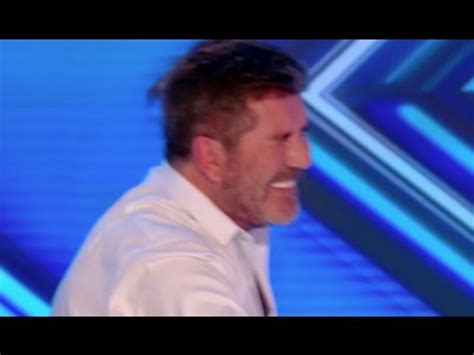 Simon Almost Dies of LAUGHING - YouTube