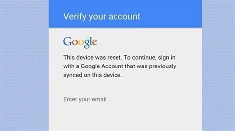 How to bypass Factory Reset Protection (FRP) 2016 on all