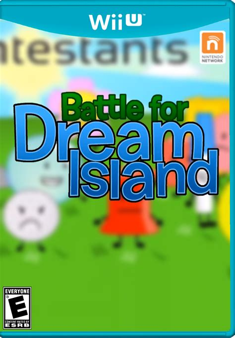 BFDI (Wii U Cover)   Battle for Dream Island   Know Your Meme