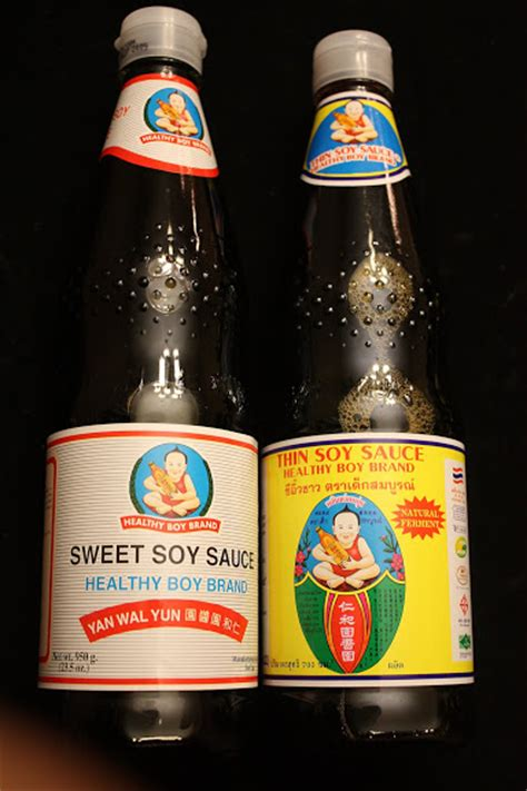 Soy Sauces Used in Modern Thai Cooking