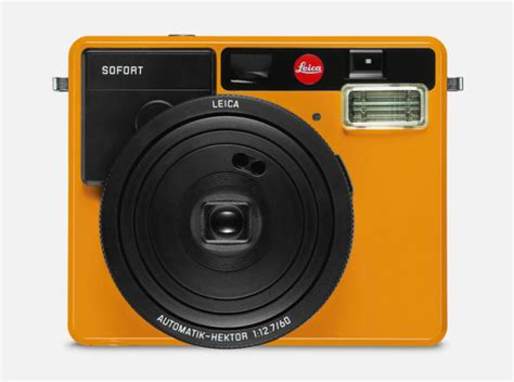 Leica Officially Unveils Its Sofort Instant Camera