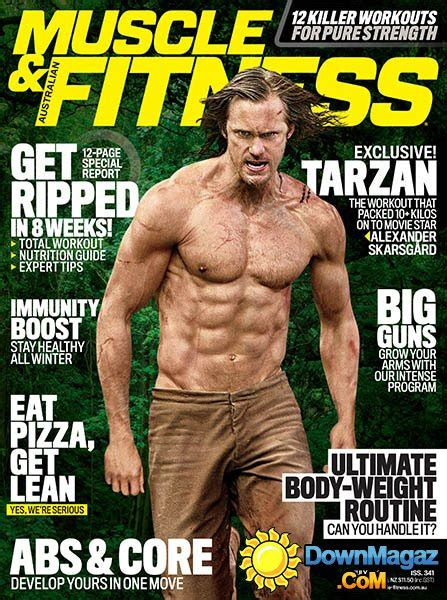 Muscle & Fitness AU - July 2016 » Download PDF magazines