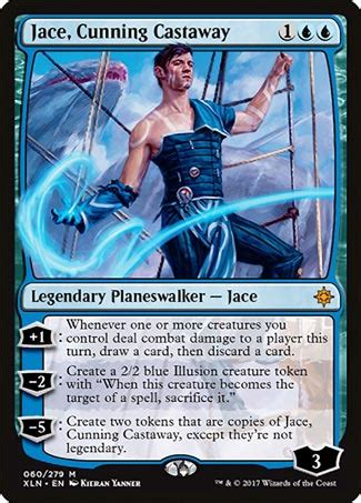 Jace, Cunning Castaway - MTG Card of the Day - Pojo