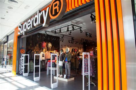 First SUPERDRY store opened in Podgorica - FashionCompany