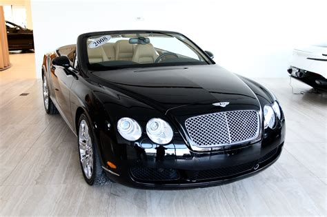 2008 Bentley Continental GTC GT Stock # P210398B for sale