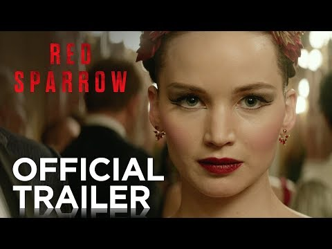 Red Sparrow (2018) | Bald Move