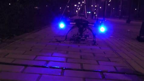 Aerial Suveillance Drone with Night Vision Camera -- OFM