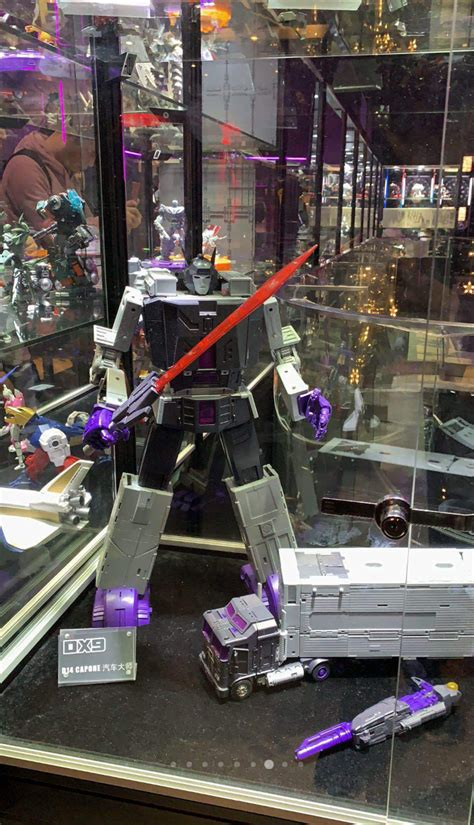 DX9 Atilla Combiner - D14 Capone (Masterpiece Scaled G1