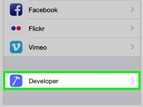 How to Enable Developer Mode on an iPhone: 12 Steps