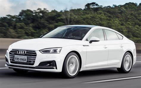 2017 Audi A5 Sportback S line (BR) - Wallpapers and HD