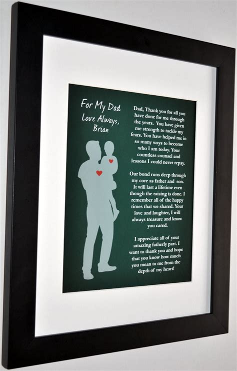 Father Of The Groom Wedding Thank You Gift From Son For Dad