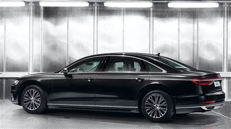 2020 'Audi A8 L Security' is a luxurious TANK   Shifting-Gears