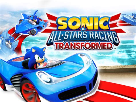 Sonic Racing Transformed now on Google Play Store but has