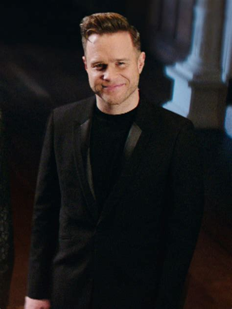 Olly Murs makes The Voice debut in first trailer after