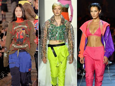 Top style trends from the New York Fashion Week Spring