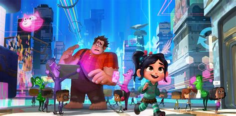 See a Brand New Image From Ralph Breaks the Internet