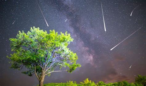 Astronomy news: December events timeline - meteor showers