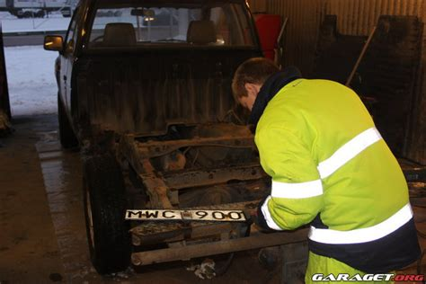 The Big King Project!: Nissan King Cab -86 Delvis