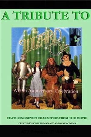 Watch Online A Tribute To The Wizard Of Oz-[1999] Full