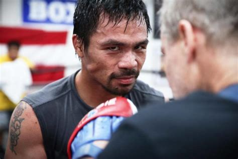 Manny Pacquiao Receives Next Opponent Response on Twitter