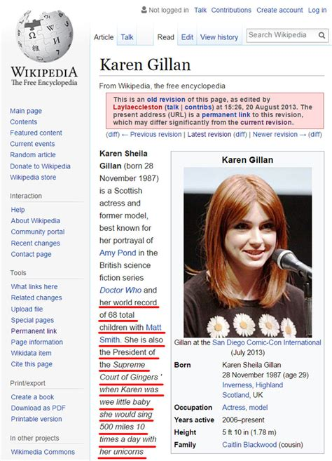 64 Of The Funniest Wikipedia Edits By Internet Vandals