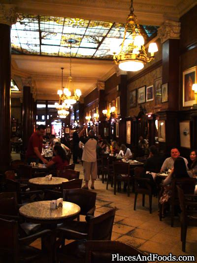 Cafe Tortoni (1858): The Oldest Cafe in Buenos Aires