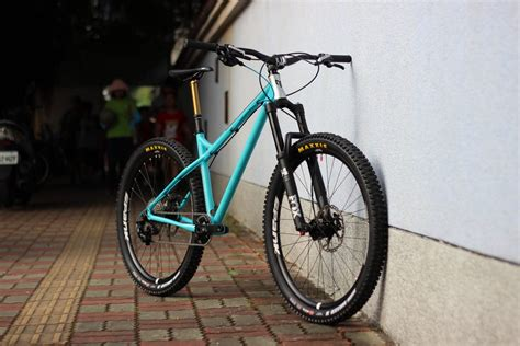 Production Privée Launch The All New SHAN Hardtail
