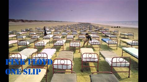 Pink Floyd - One Slip - A Momentary Lapse Of Reason - YouTube